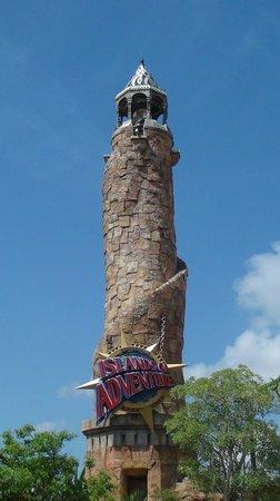 """Universal's Islands of Adventure: """" Islands of Aventure"""""""