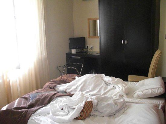 Hotel Globus: room