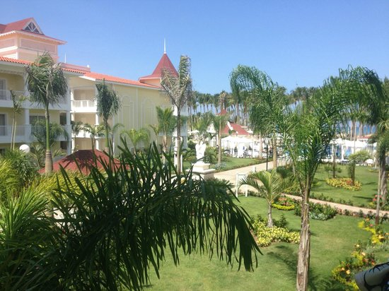 Luxury Bahia Principe Bouganville: room view