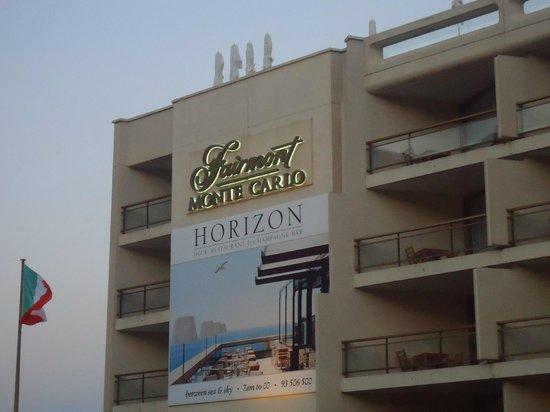 Casino of Monte-Carlo : a hotel