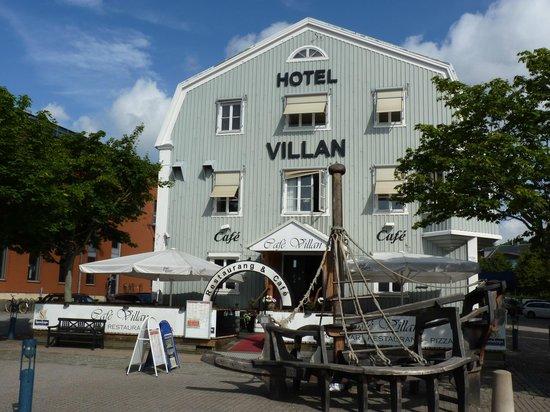 Hotel Villan, BW Premier Collection: Fachada do Hotel Villan.