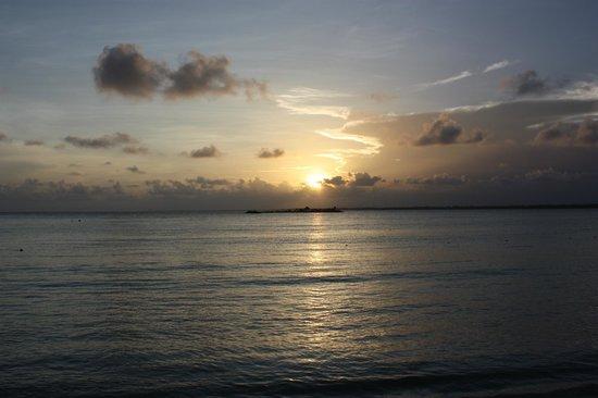 Luxury Bahia Principe Bouganville Don Pablo Collection : sunset