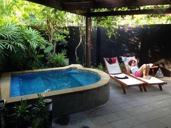 Centara Karon Resort Phuket: Resort Villa Room garden