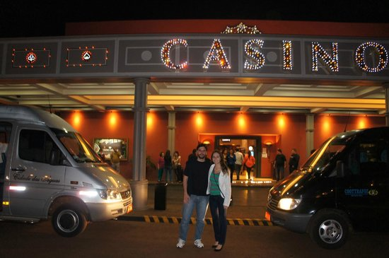 Casino Iguazu: Cassino
