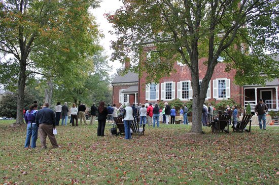 Ayr Mount Historic Site: Available for special events