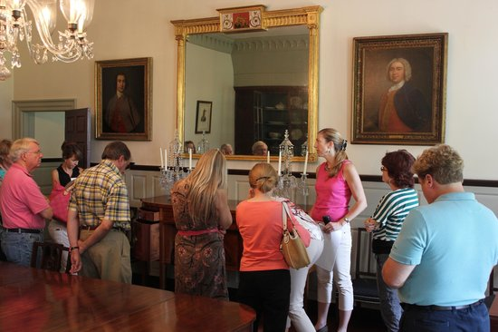 Ayr Mount Historic Site : Always fun to learn something new