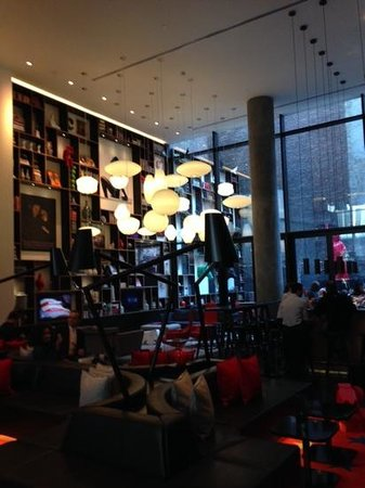 citizenM New York Times Square : hall
