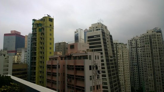 Hotel LBP: View