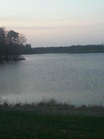 Lake House Restaurant: Lake view