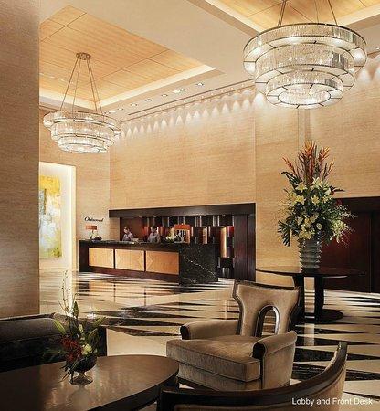 Oakwood Premier Joy - Nostalg Center Manila: Lobby