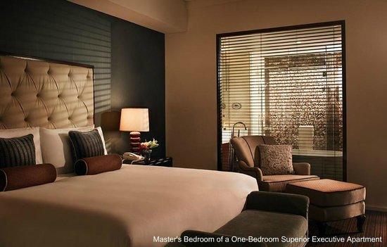 Oakwood Premier Joy - Nostalg Center Manila: One-Bedroom Deluxe