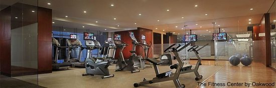Oakwood Premier Joy - Nostalg Center Manila: Gym