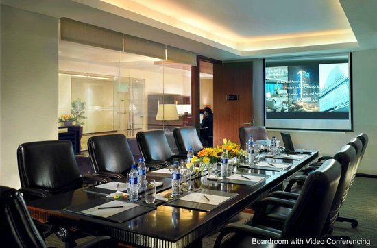 Oakwood Premier Joy - Nostalg Center Manila: Board meeting room