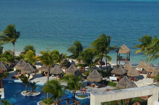 Excellence Playa Mujeres: Our view