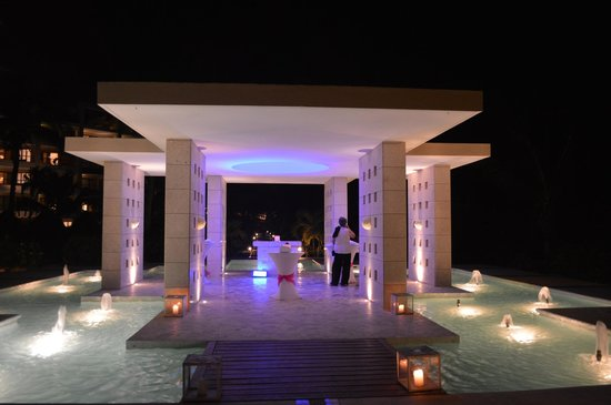 Excellence Playa Mujeres: Wedding Gazebo