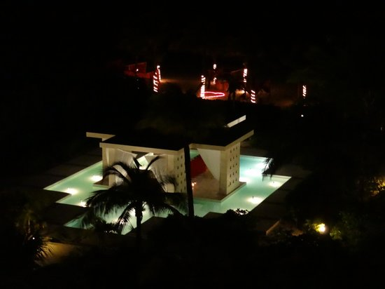 Excellence Playa Mujeres: The wedding gazebo