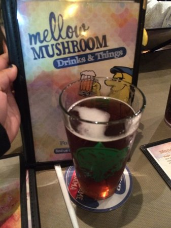 Mellow Mushroom: Drinks and more!