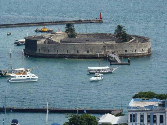 Sao Marcelo (do Mar) fort : Hermoso!!!