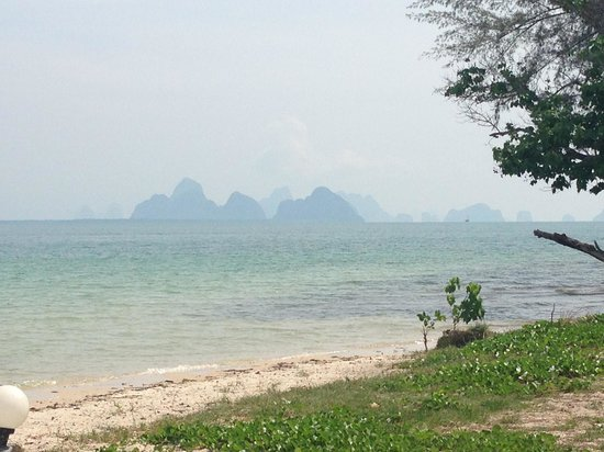 River Rovers : Phang nga bay in the distance