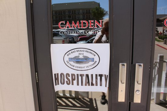 Camden Hotel & Conference Center: Welcome