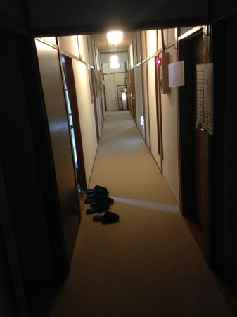 Fuji-Hakone Guest House: rooms at the annex house
