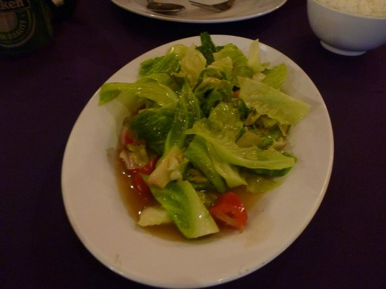 Thai Mom: Mixed Vegetables