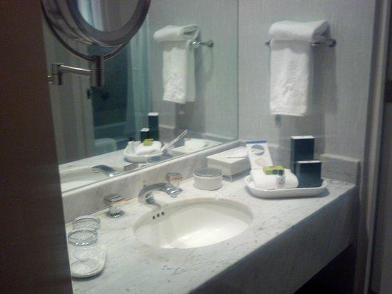 InterContinental Presidente Mexico City: Tocador de baño