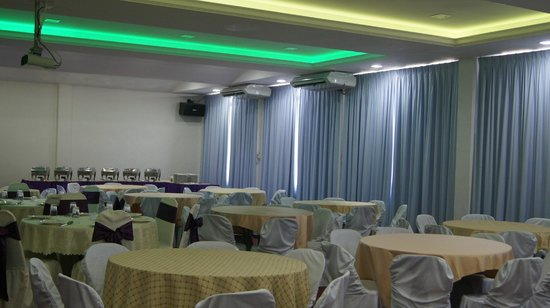 Hsiang Garden Hotel: Conference Room Setting
