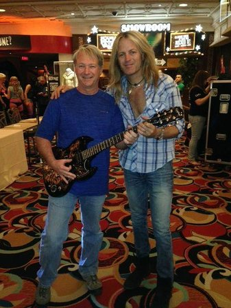 Raiding The Rock Vault: Another bucket list check mark.
