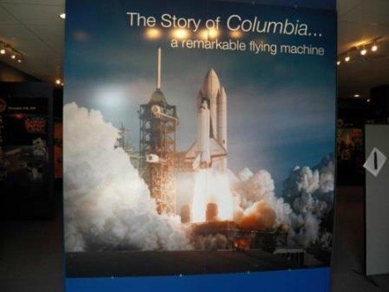 "Patricia Huffman Smith Nasa Museum Remembering Columbia: ""Remembering Columbia"""