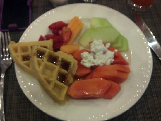 InterContinental Presidente Mexico City: Desayuno buffet