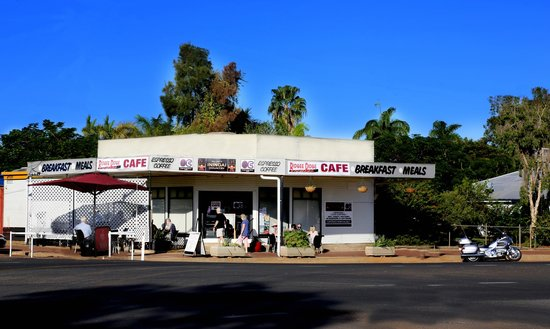 Ridgee Didge Cafe
