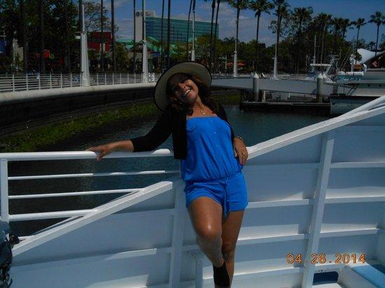 2SeeWhales Harbor Breeze Cruises : relajante