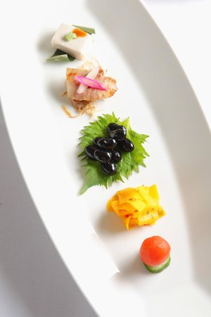 Volando Taipei Urai Spring Spa & Resort: Siliq Cuisine 思驪餐廳美食