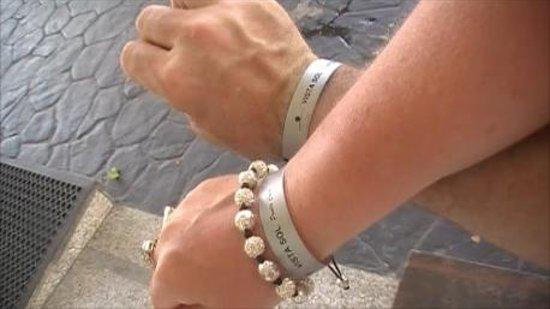 Vista Sol Punta Cana : Wristbands