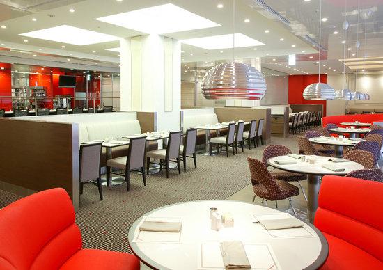 "Imperial Hotel Tokyo: All day dining ""Parkside Diner"""