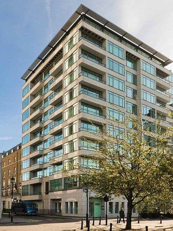 COMO Metropolitan London: Hotel exterior