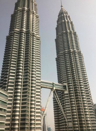 Mandarin Oriental, Kuala Lumpur: view