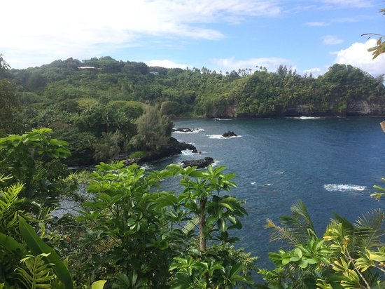Apau Hawaii Tours: One of the overlook stops