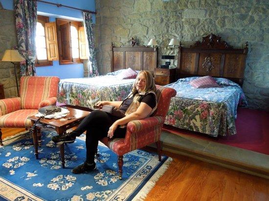 Hotel Castillo El Collado : The Sailors room