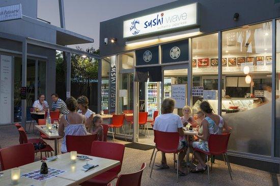 Sushi Wave Authentic Japanese: evening dining