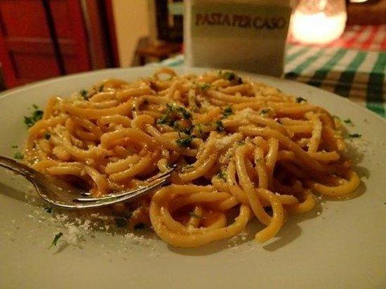Pasta Per Caso Anna & Armando: Homemade Spaghetti