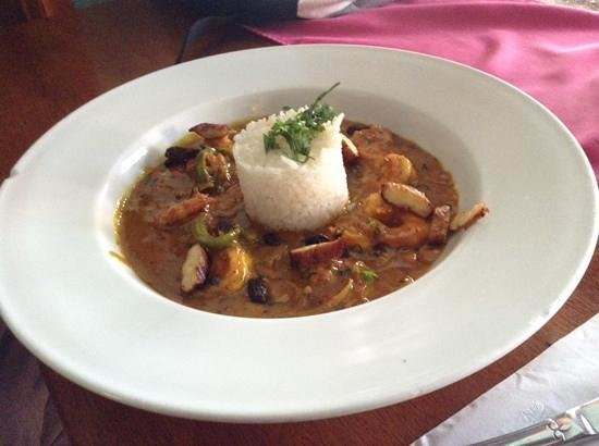 Elvi's Kitchen: shrimp curry