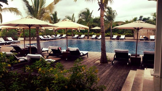 The Residence Zanzibar: Pool Side