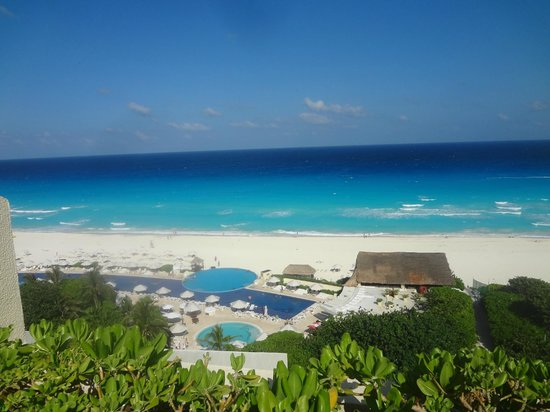 Live Aqua Beach Resort Cancun: View from our Room