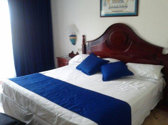 ClubHotel Riu Bachata: La chambre