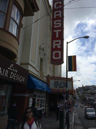 Castro Theatre: Teatro