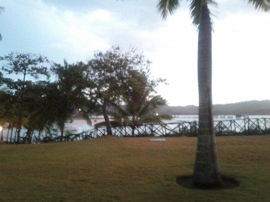 ClubHotel Riu Bachata: La vue de la chambre