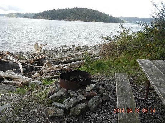 La Conner RV & Camping Resort : 1000 Trails La Conner, Skagit Bay, Hope Island/Whidbey Island