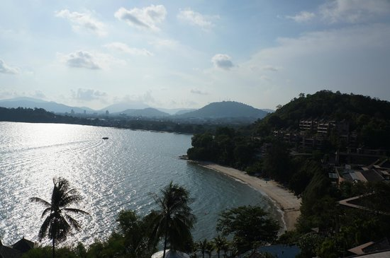 The Westin Siray Bay Resort & Spa Phuket: View from our rooms